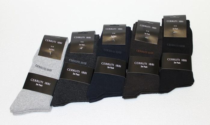 calcetines cerrutti